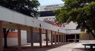 Hammocks Middle class=