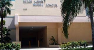 Miami Lakes Middle class=