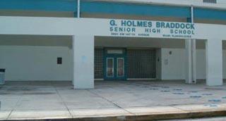 G. Holmes Braddock Senior High