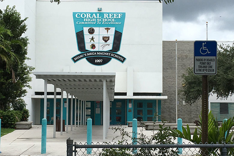 Coral Reef Senior High