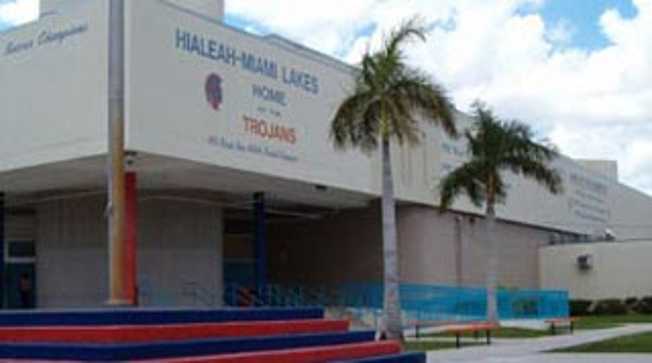 Hialeah-Miami Lakes Senior High