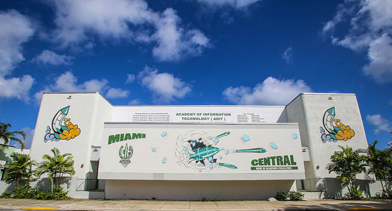Miami Central Senior High
