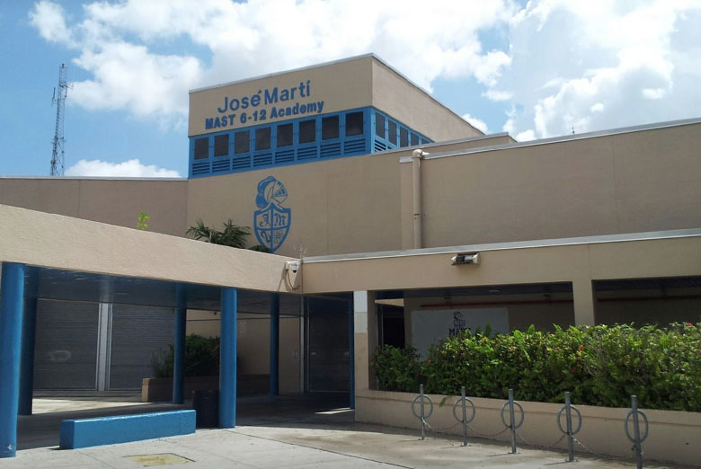 Jose Marti MAST- 6-12 Academy (Math and Science Technology)