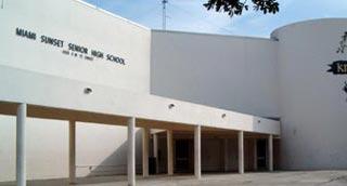 Miami Sunset Senior High